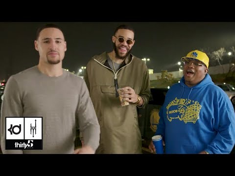 JaVale McGee's Parking Lot Chronicles: Episode 3