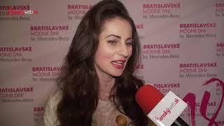 Bratislavské módne dni Jar/Leto: Ivana Marmare