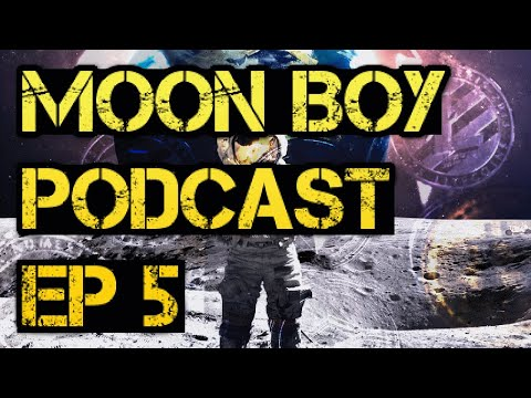 """Moon Boy Podcast Ep 5 """"Rules for Trading and Investing"""""""