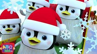 Jingle Bells - Penguins |  ABCkidTV