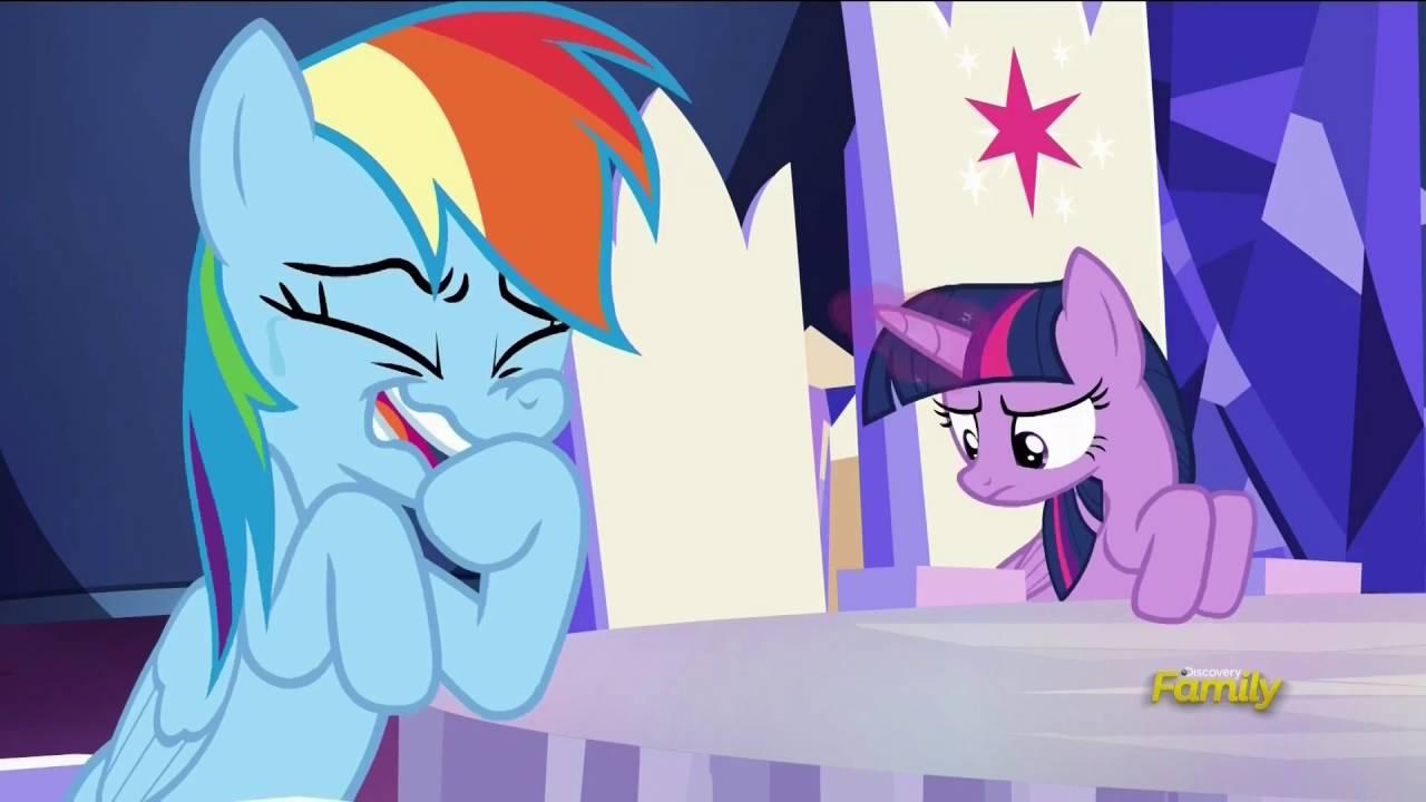 Twilight Sparkle - *Fart noise* (1080p)