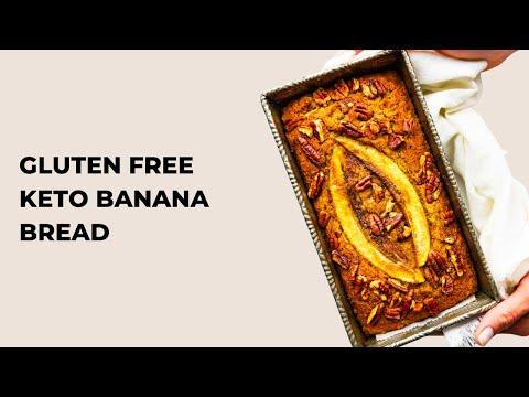 Keto banana bread