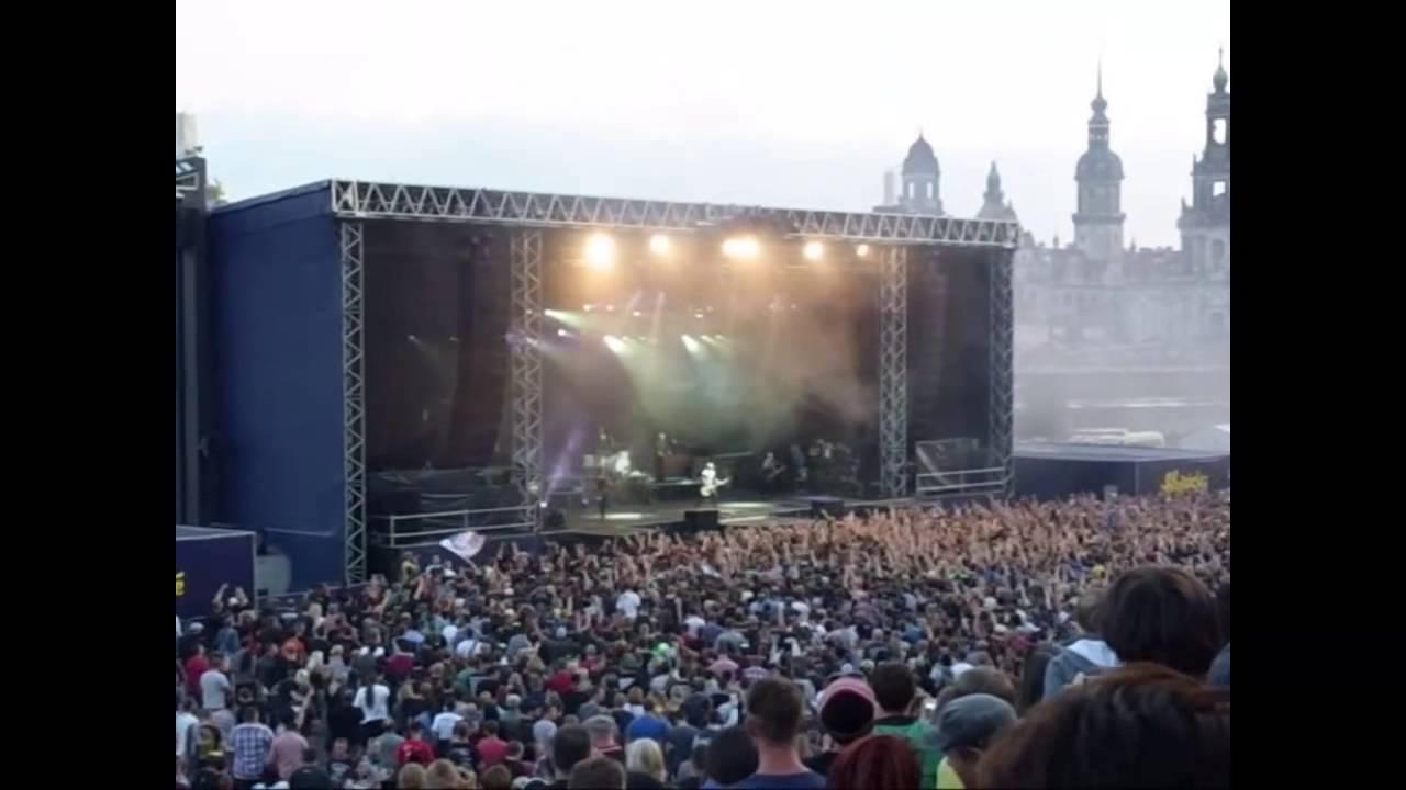 Broilers Live Bei Den Filmnchten Am Elbufer In Dresden 2014