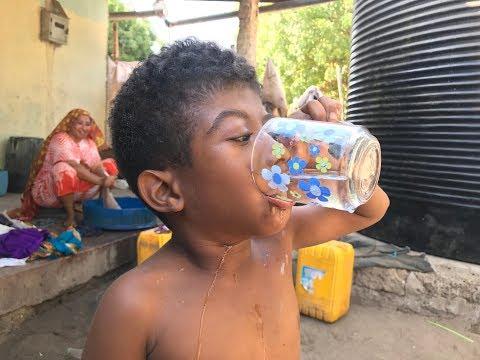 Bringing Clean Water to Kiunga, Kenya