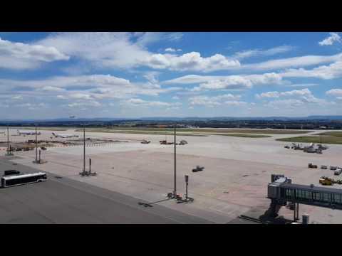 Stuttgart Flight takeoff