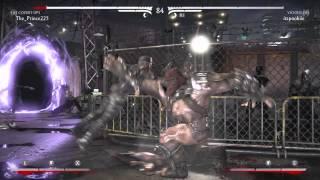 MKX  Random Anal Deposits - Itzpookiie vs The_Prince225 Sonya/Cassie 1/3