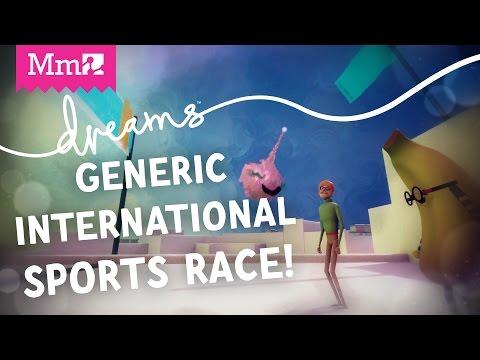 Dreams PS4 - Summer Sports Event!