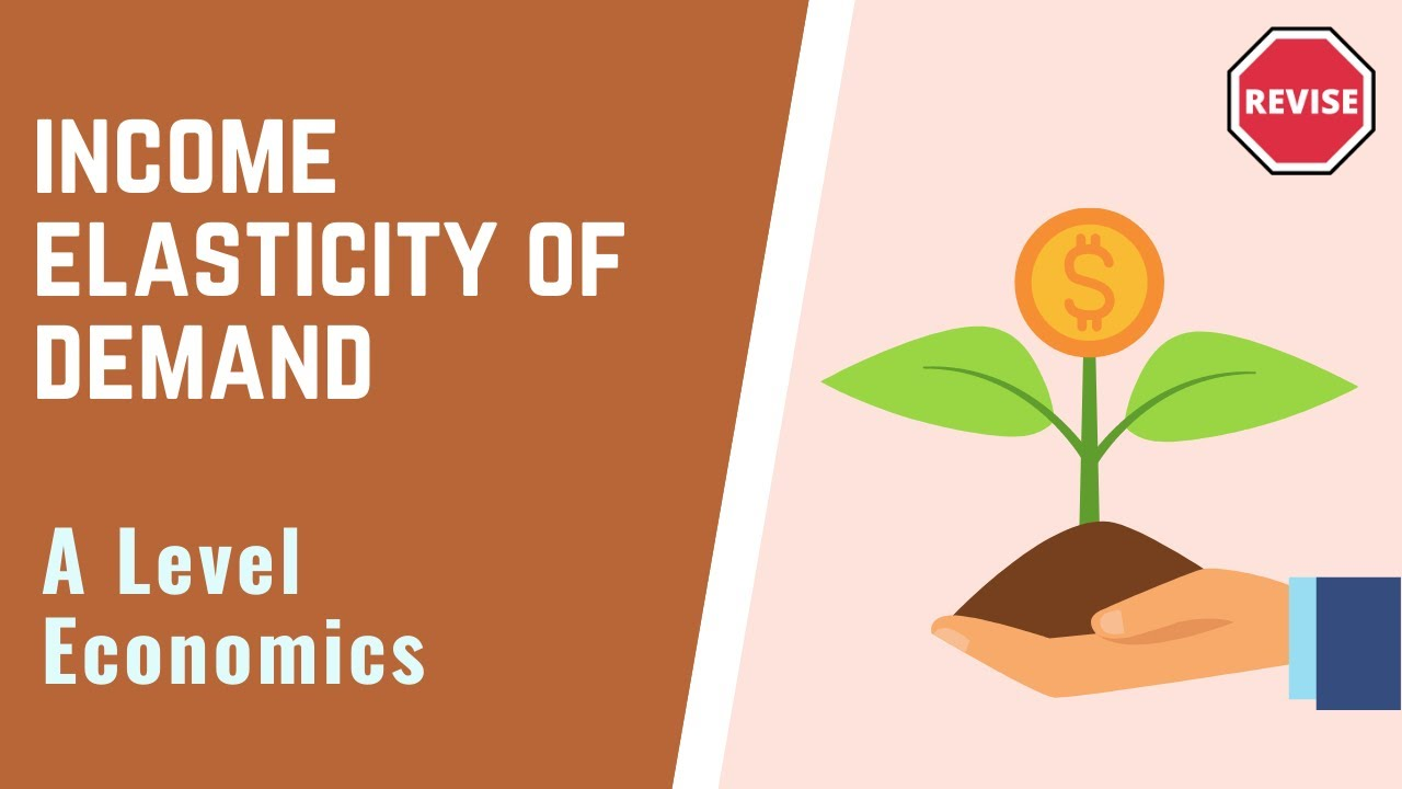 income elasticity Elasticity refers to the responsiveness of demand or supply to changes in price or income the usual meaning is the price elasticity of demand, or the responsiveness of the quantity demanded to price.