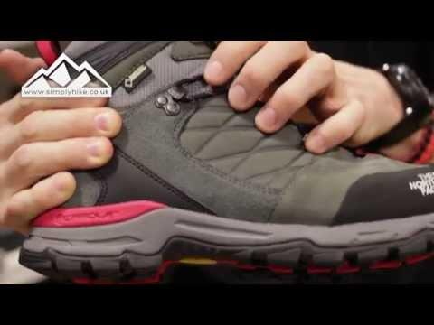 świetne oferty klasyczny styl wylot online The North Face Mens Verbera Hiker II GTX Walking Boot - www ...