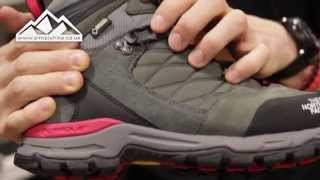 The North Face Mens Verbera Hiker II GTX Walking Boot - www.simplyhike.co.uk