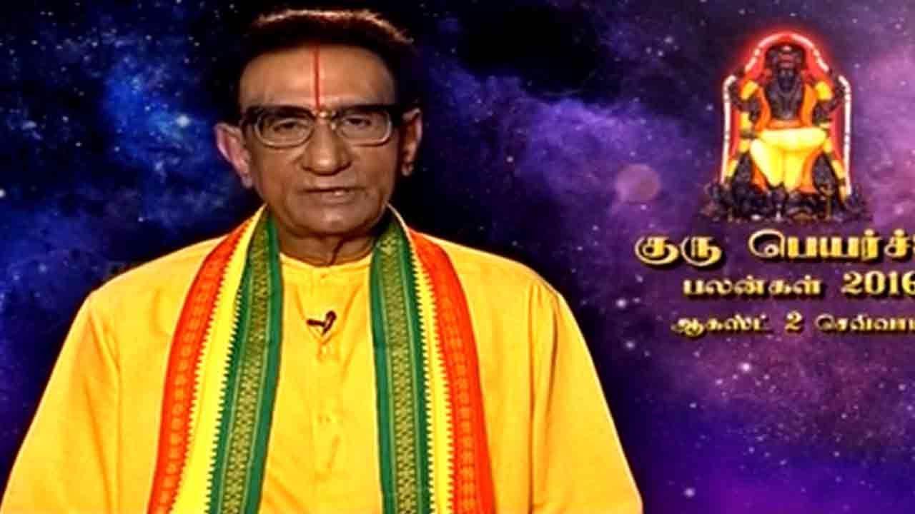 About Astrologer Kaliyur Narayanan