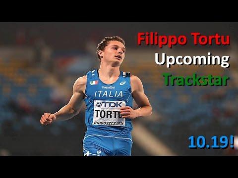 Filippo Tortu |  Upcoming Trackstar | Italian kid | 10.19!