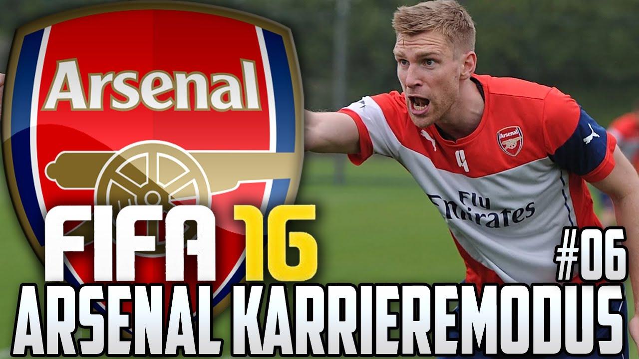 Fifa 12 Karrieremodus Arsenal 4-1