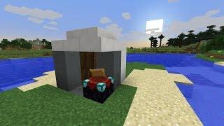 Самый маленький дом в стиле ХАЙ ТЕК за 70 СЕКУНД!
