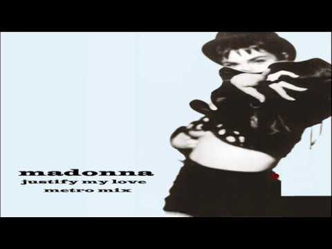 Madonna Justify My Love Metro Mix