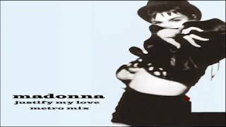 Madonna Justify My Love (Metro Mix)