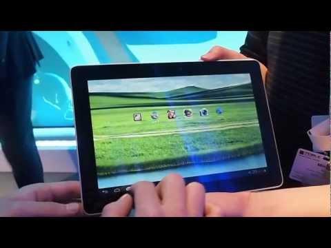 Huawei MediaPad 10 FHD hands-on