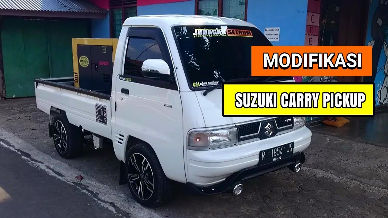 80 Modifikasi Mobil Carry Pick Up HD Terbaik