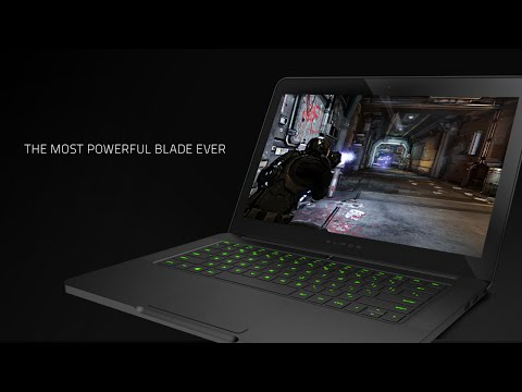 The Most Powerful Blade Ever - The new Razer Blade