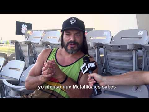 Entrevista con Robert Trujillo - XGames 2015