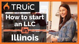 Illinois LLC - How to Start an LLC in Illinois - Short Version Video