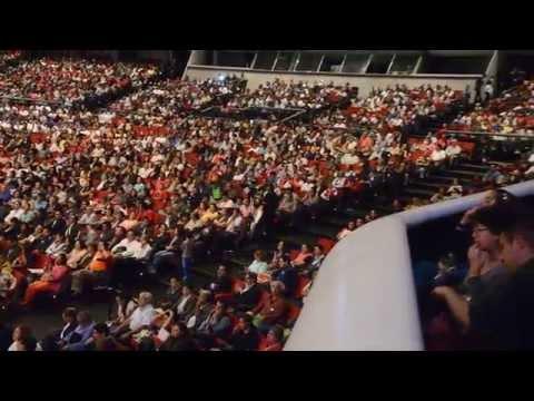 Inauguración 33 Congreso General Ordinario