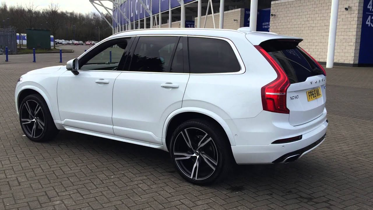 Volvo Xc90 R Design >> VOLVO XC90 T6 R DESIGN AWD GEARTRONIC FP65WKL - YouTube