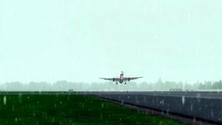 FSX - VIM Airlines Take Off from Domodedovo