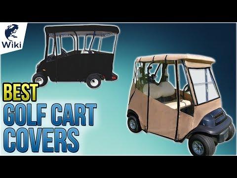 8 Best Golf Cart Covers 2018