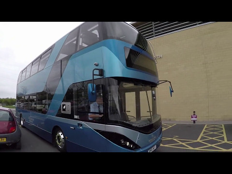 ADL and Blackpool Sixth bring buses of the future to life