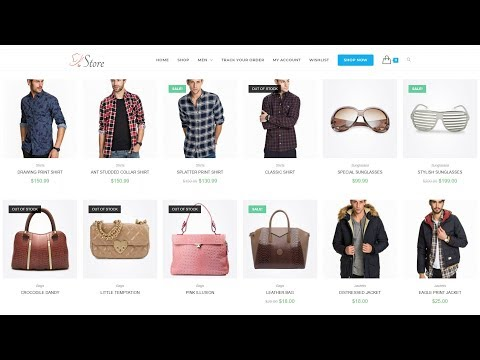 How to Create an eCommerce Website with WordPress FREE – ONLINE STORE – 2018 NEW!!