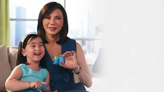 Scarlet Snow and Dra. Vicki Belo for Security Bank