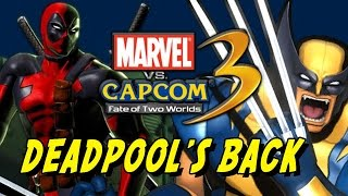 MARVEL VS. CAPCOM 3: Fate of Two Worlds - MVC LEGACY -Part 7 (Online Matches)