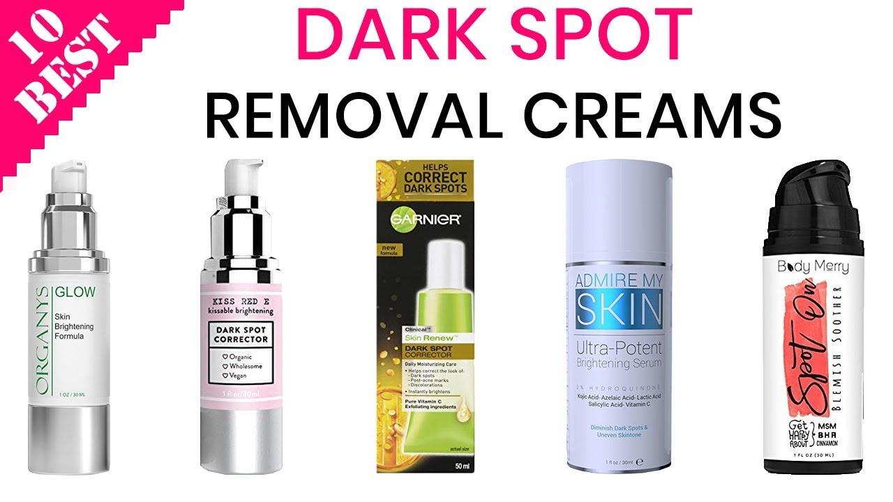 10 Best Dark Spot Removal Creams 2020 Best Correctors For Acne