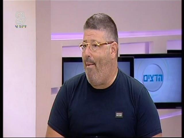 ערוץ 24   - 24.08.15 / Channel 24 / Ran Rahav Communications
