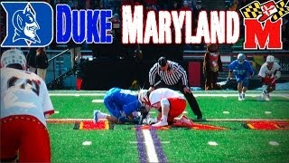 #1 Duke vs. #2 Maryland Highlights