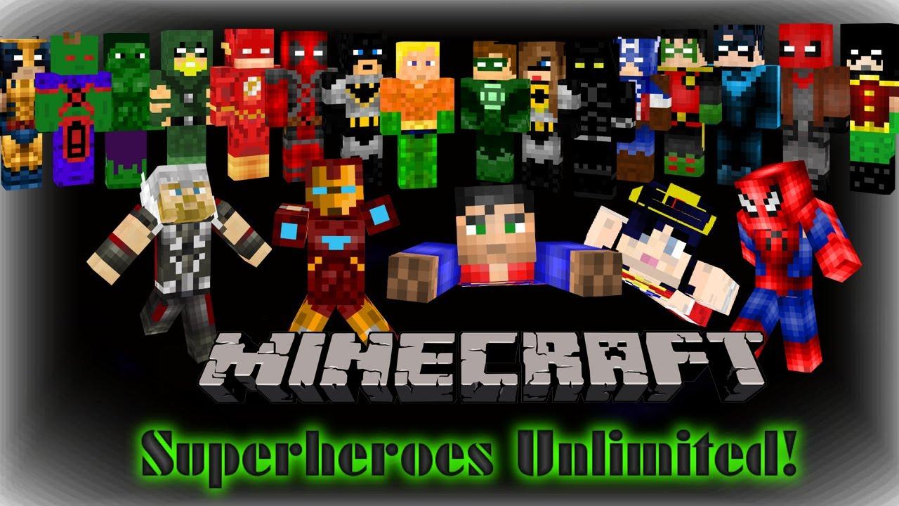 superhero mod 1.6 4