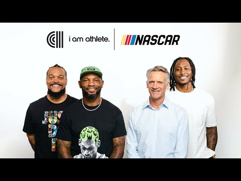 Download I AM ATHLETE NASCAR | Steve Phelps And The Banning of the Confederate Flag