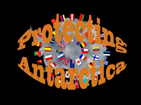 Protecting the Antarctic