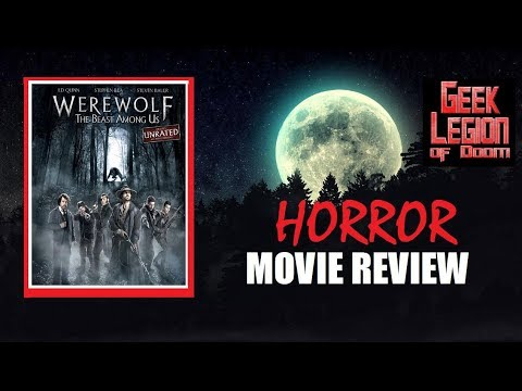 Download WEREWOLF : THE BEAST AMONG US ( 2012 Ed Quinn ) Horror Movie Review
