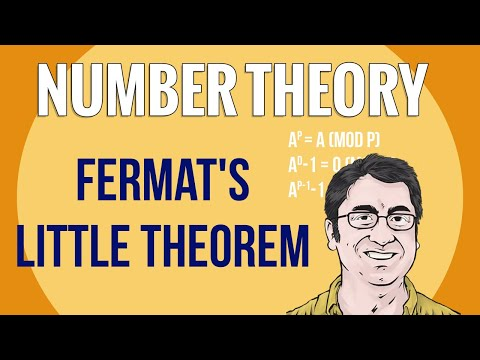Number Theory: Fermat's Little Theorem