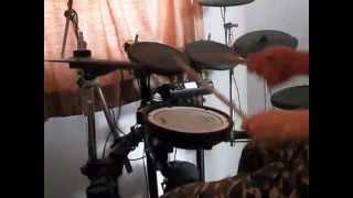 自宅の電子ドラムを使ってコピーさせていただきました!!! 今回が初投...