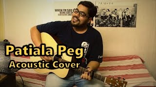 Download Hindi Video Songs - Patiala Peg Diljit Dosanjh || Acoustic Cover || Udit Jain