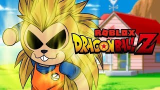 THE BEST DRAGON BALL Z GAME IN ROBLOX
