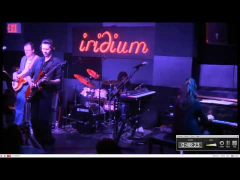 Paul Gilbert *LIVE* - Iridium Set 1