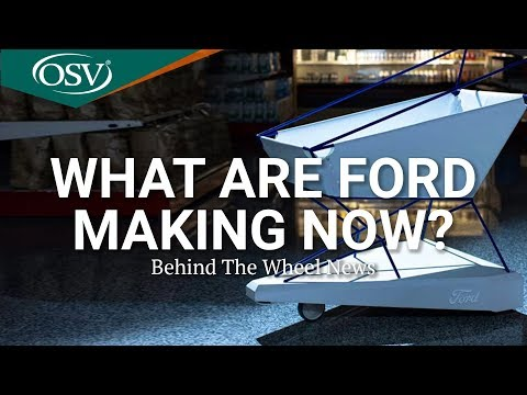 Ford Focus their attention on...SHOPPING TROLLEYS! | OSV Behind the Wheel