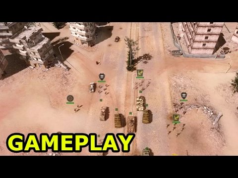 Syrian Warfare - GAMEPLAY [Syrian Conflict in a Video Game]