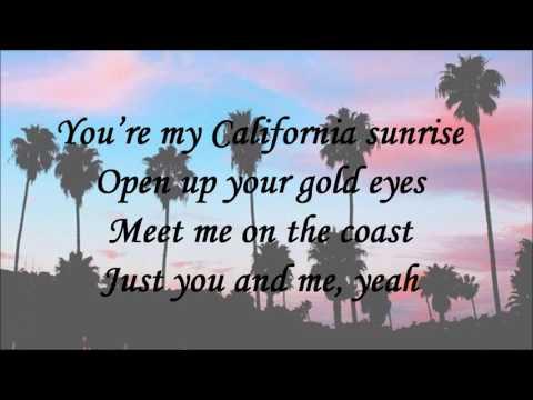 Silent Pilot ~ California ~ Lyrics