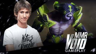 Na`Vi Dendi - Void (MMR Gameplay)