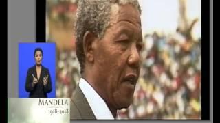 Praising Madiba: Zolani Mkiva